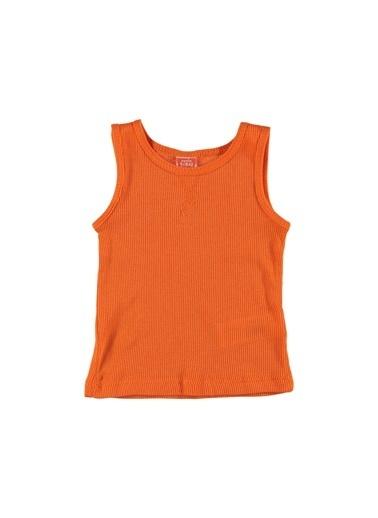 Koton Kids Koton Turuncu İç Giyim Atlet Oranj
